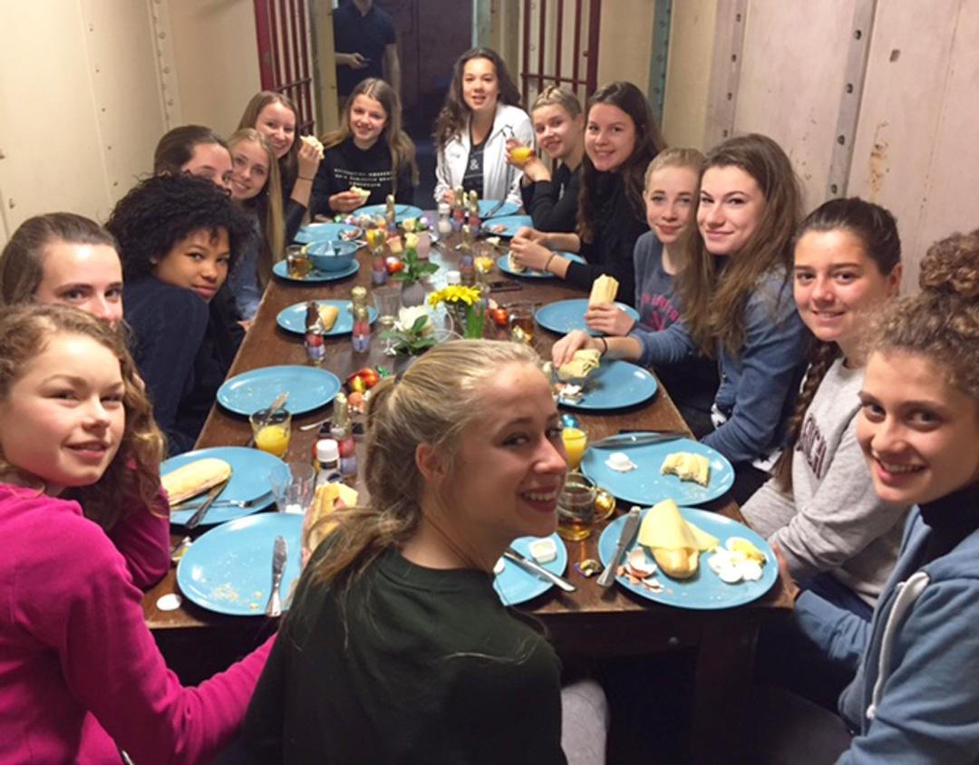 Hockeyteam-Hostel-Roots-Tilburg