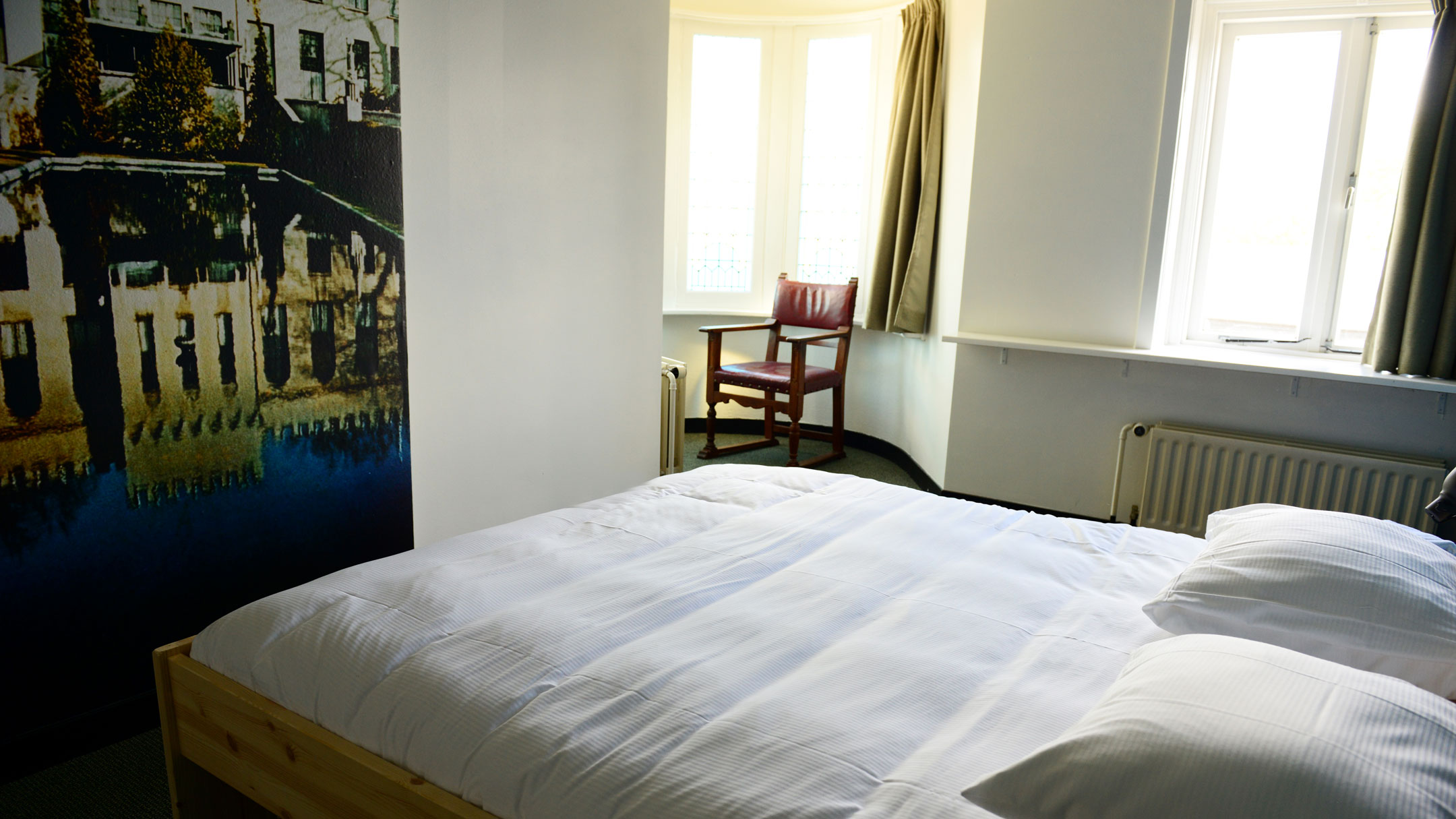 Hostel Roots Tilburg - Economy private rooms - headerfoto