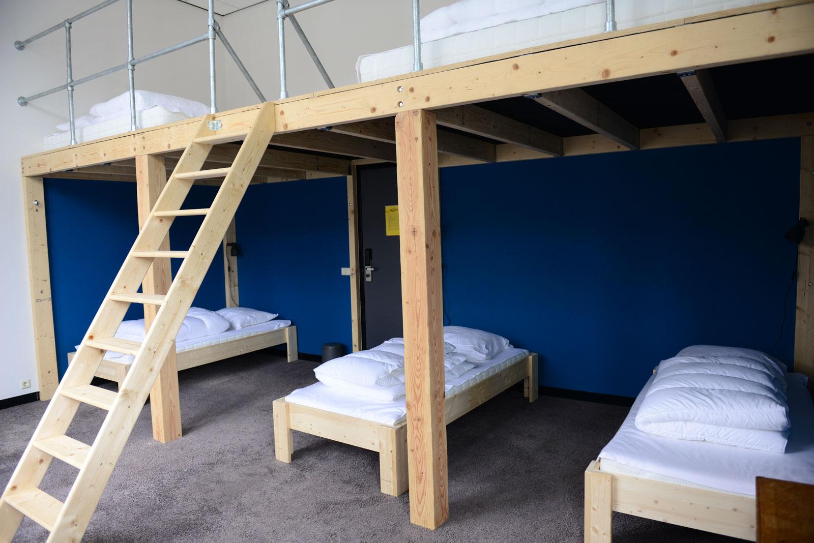 Hostel Roots Tilburg - Standard Shared Rooms - slider 2