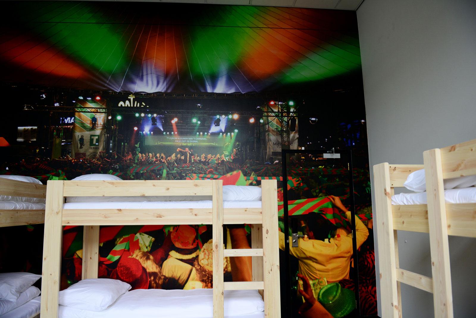 Hostel Roots Tilburg - Standard Shared Rooms - slider 7